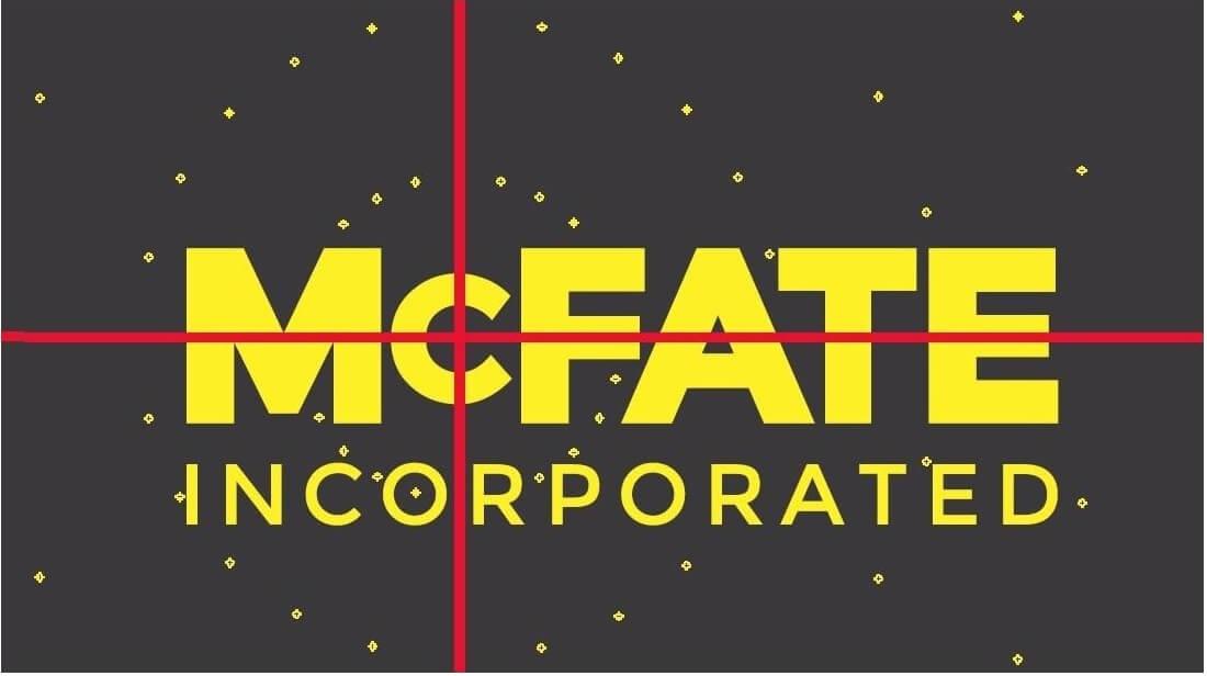 McFate Logo