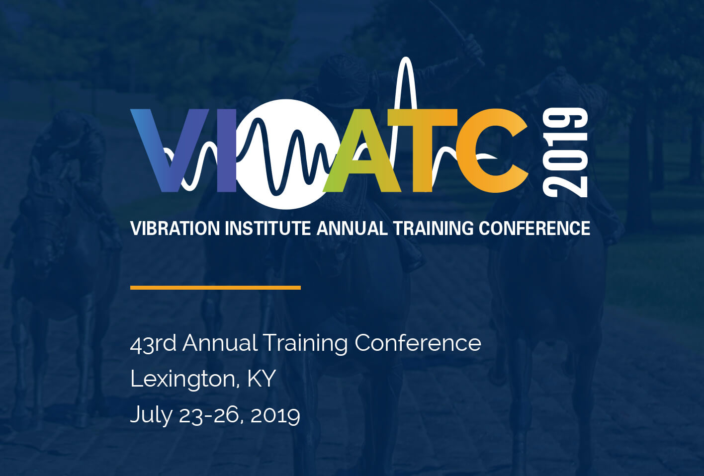 Vibration institute certified individuals